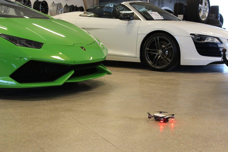 Sp leasing og drone